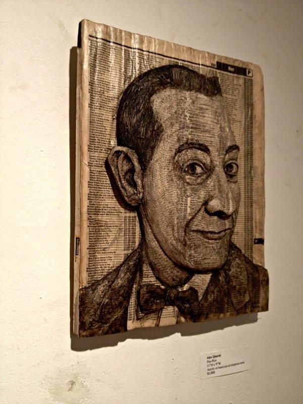 Alex Queral PeeWee Herman