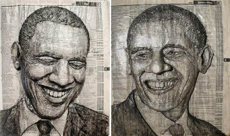 Two Obamas