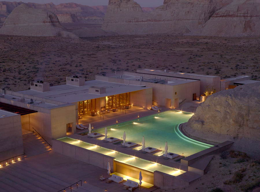 Amangiri Desert Oasis