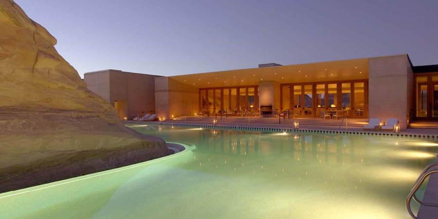 Amazing Pools Amangiri Resort