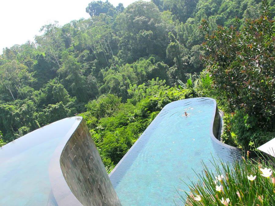 Bali's Hanging Gardens