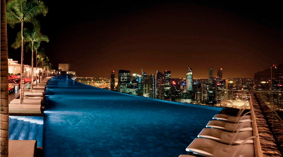 Amazing Pools In The World