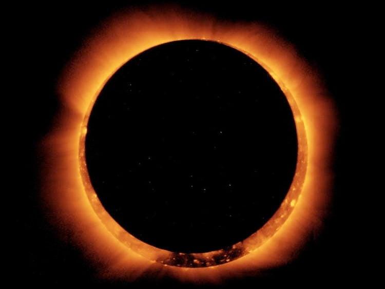Maria Mitchell Annular Eclipse