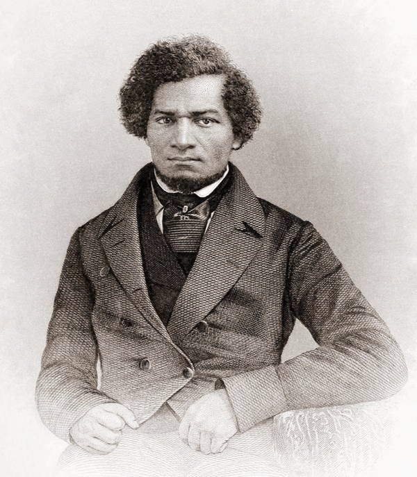 Maria Mitchell Frederick Douglass