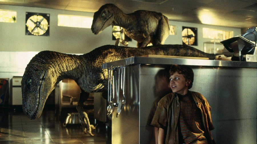 Bad Science Jurassic Park Kitchen