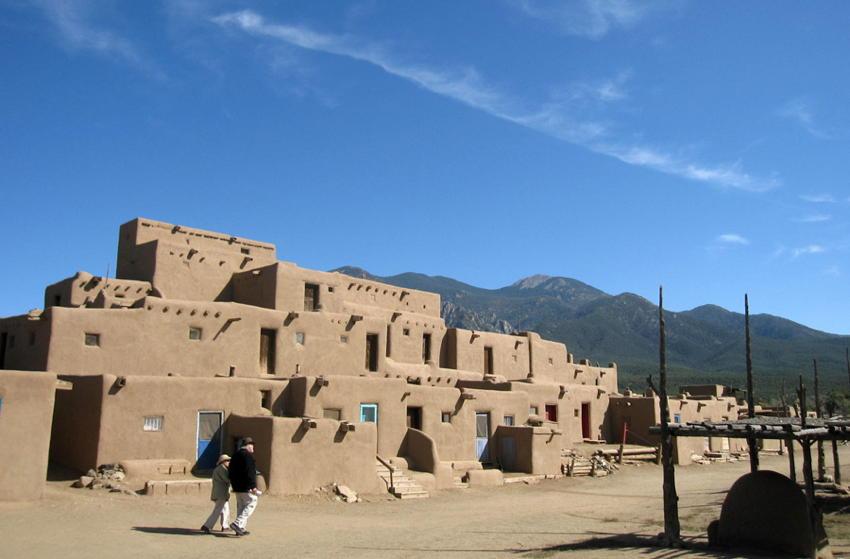Natural Phenomena Taos Hum Building