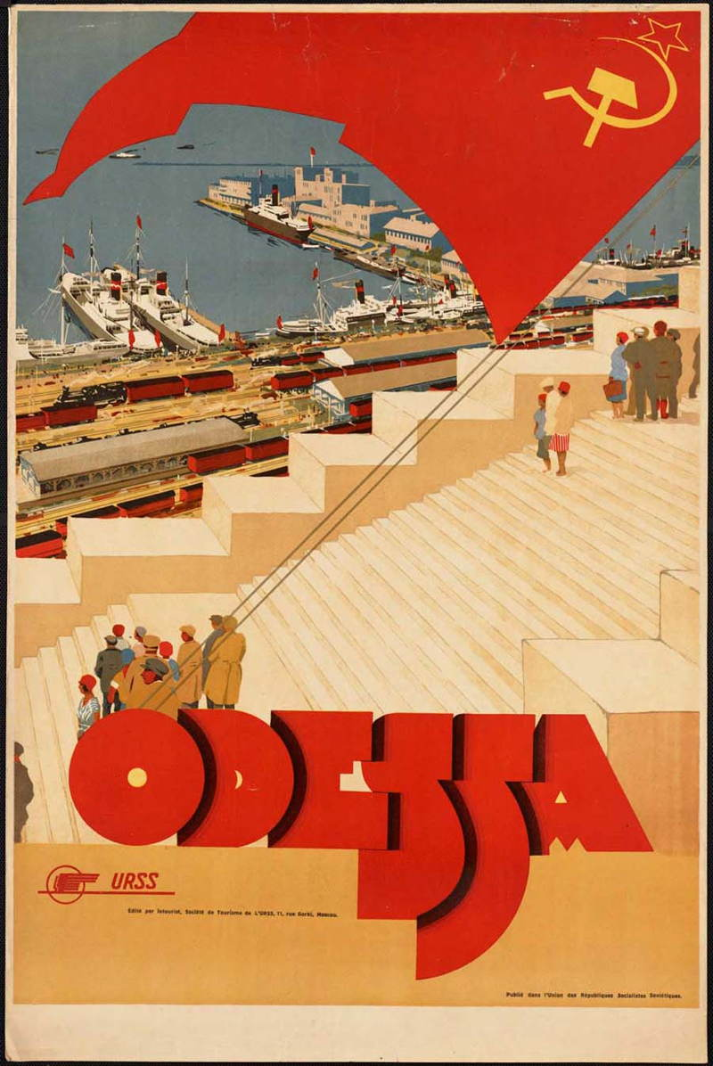 Travel To Odessa