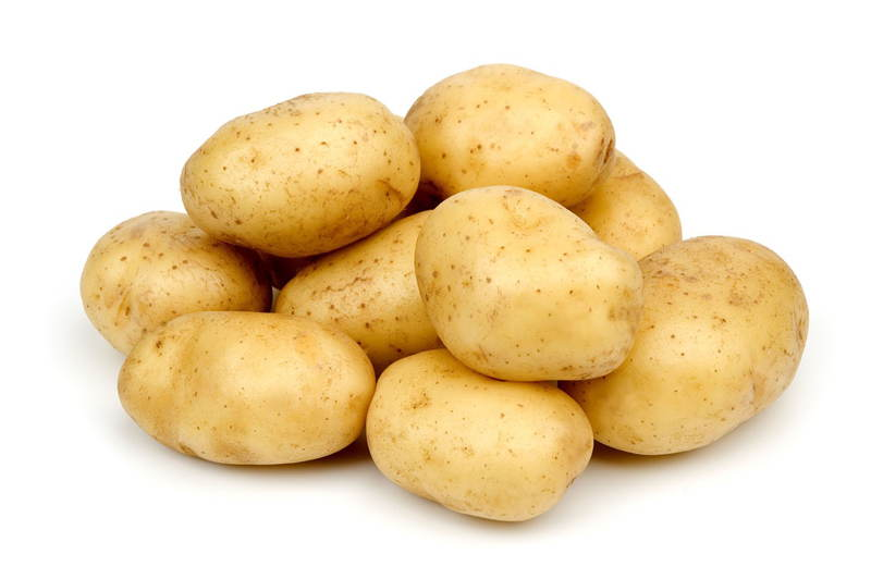 Britain Potatoes