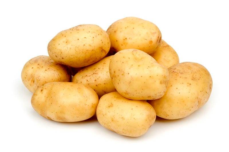 Britain Potatoes