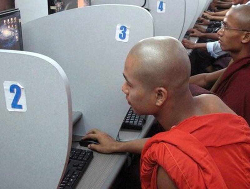 Burma No Internet