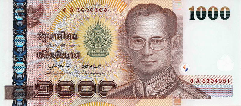 Ridiculous Laws Thailand Step On Money