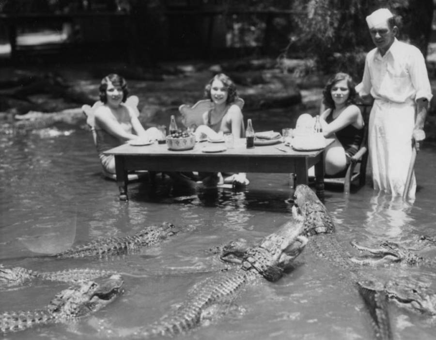 Bizarre Photos From History That Are Just Begging To Be Explained