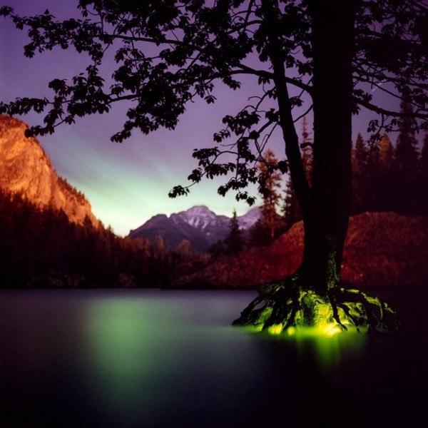 Surreal Light Installations Barry Underwood
