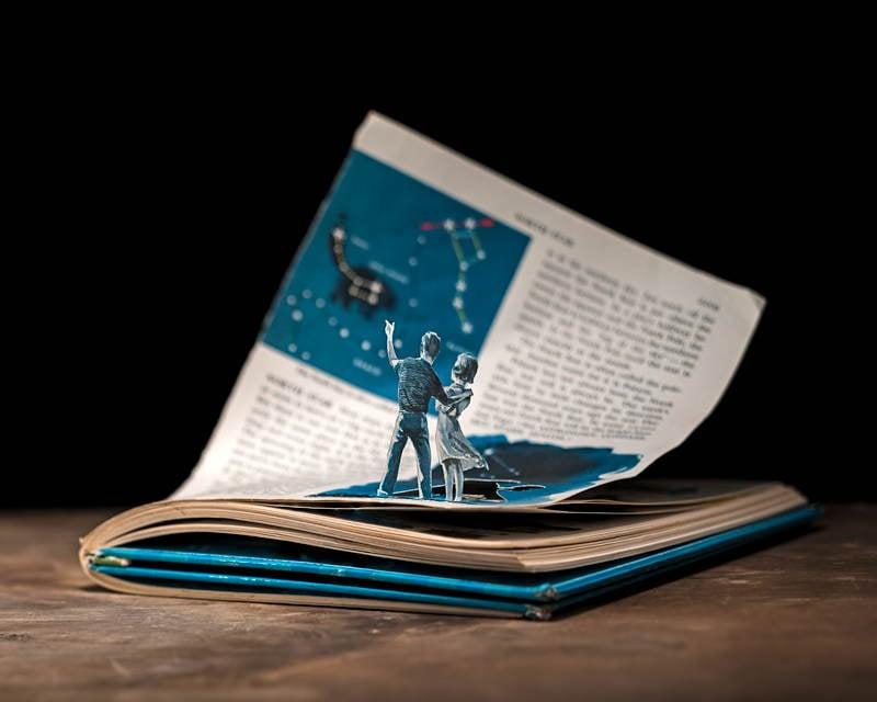 Book Art Bearings