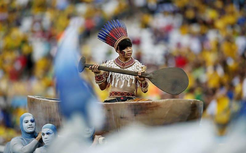 Brazil World Cup Native