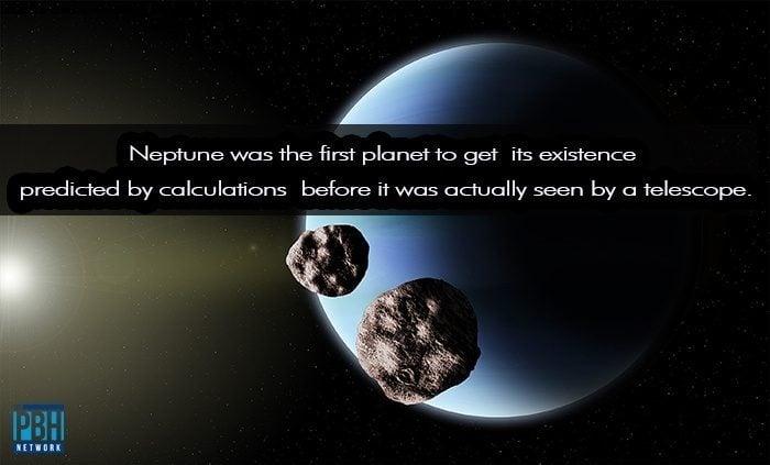 Calculating Neptune