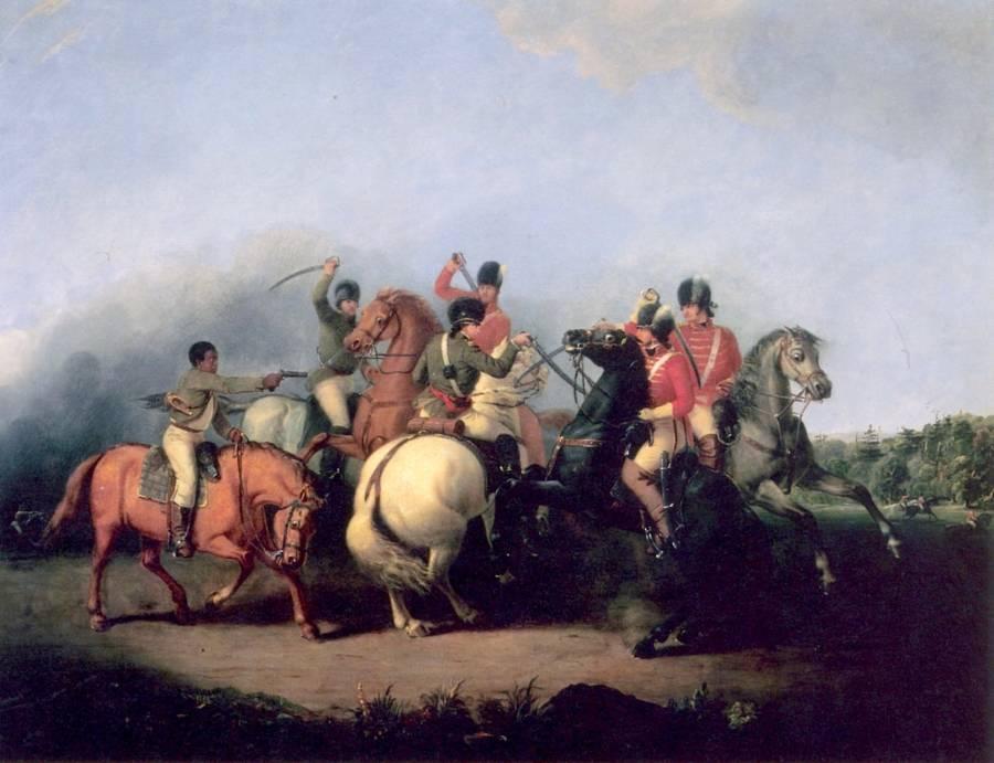 Cowpens Battle