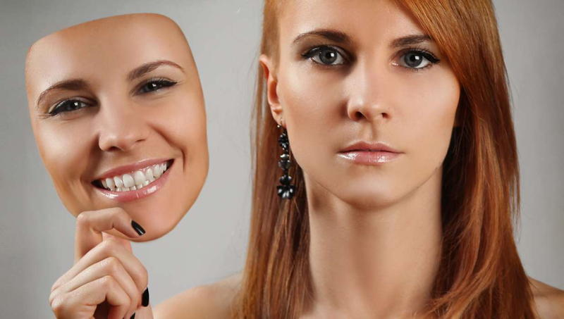 Fregoli Syndrome Woman Face