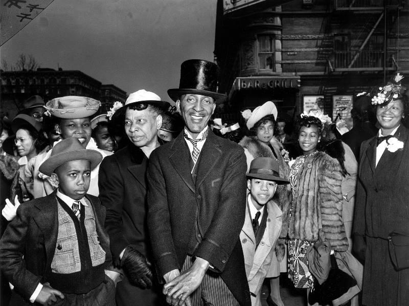 Harlem 1940