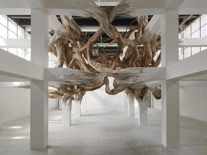 Palais de Tokyo Art Installation