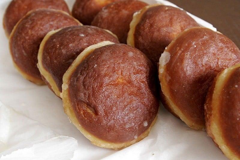 History of Doughnuts Olykoeks