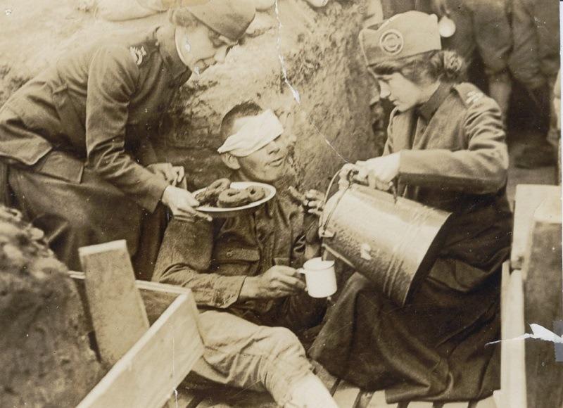 Wartime Donut Dollies