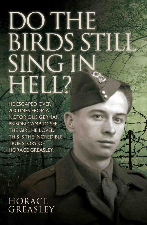 Horace Greasley Book Cover