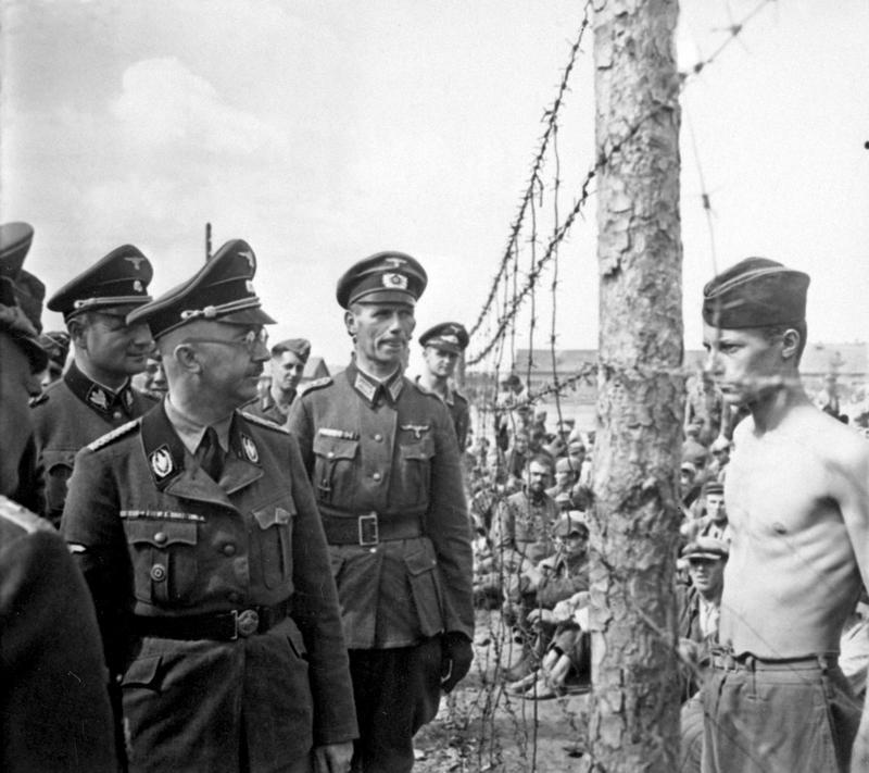 Horace Greasley Himmler