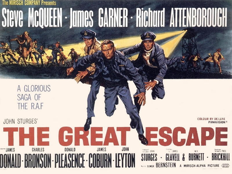 Horace Greasley Great Escape