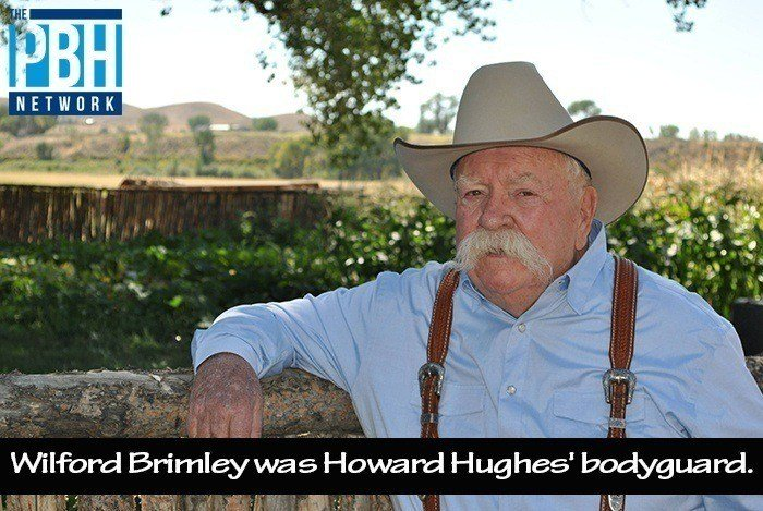 Howard Hughes Bodyguard