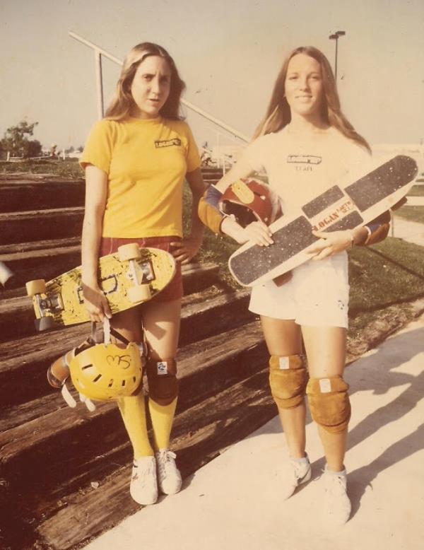 Laura Thornhill Female Skater
