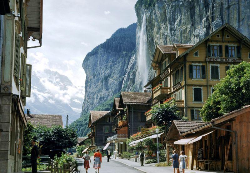 Heaven Is Lauterbrunnen, Switzerland