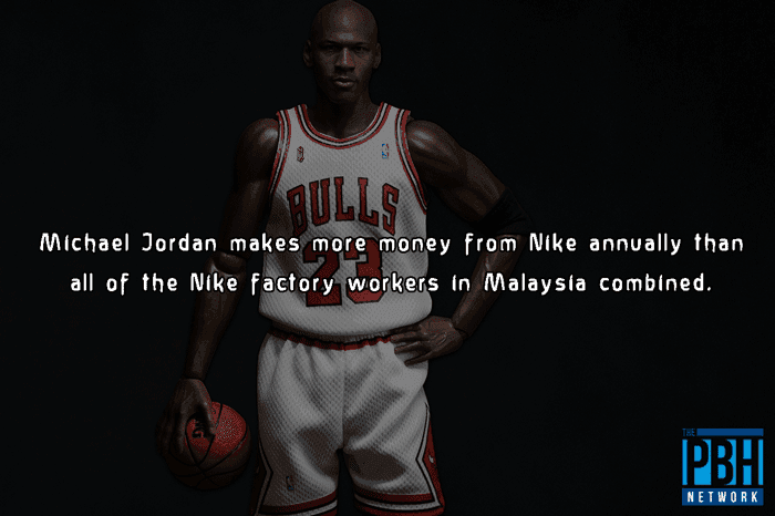 Michael Jordan Money