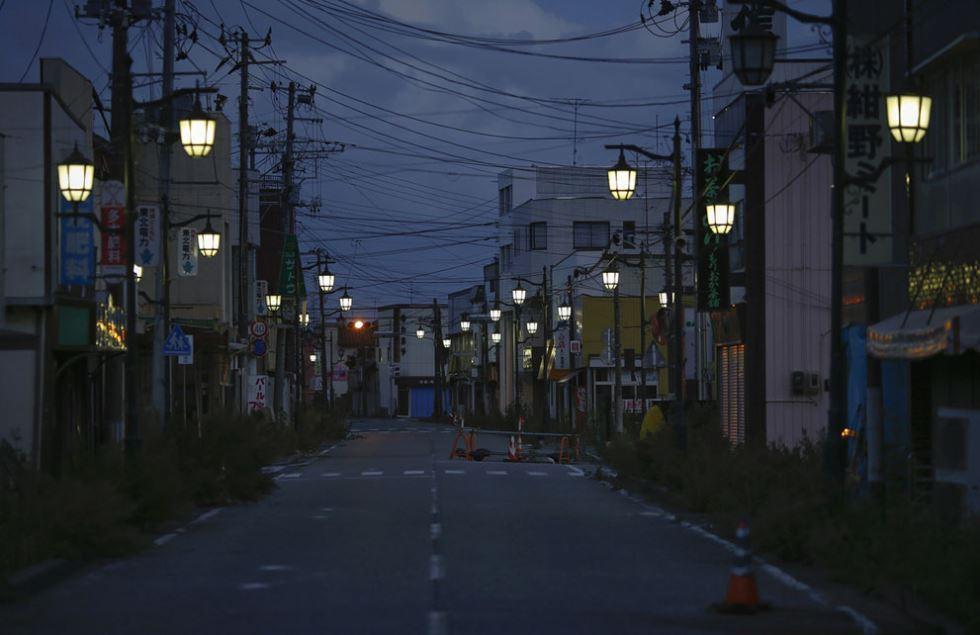 Namie Japan Ghost Town