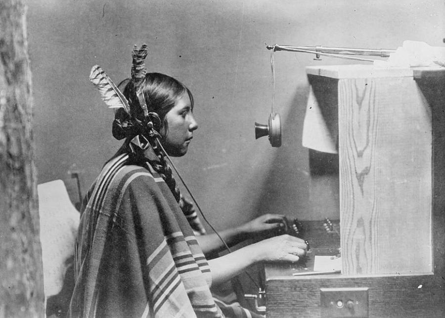 Native American Switchboard
