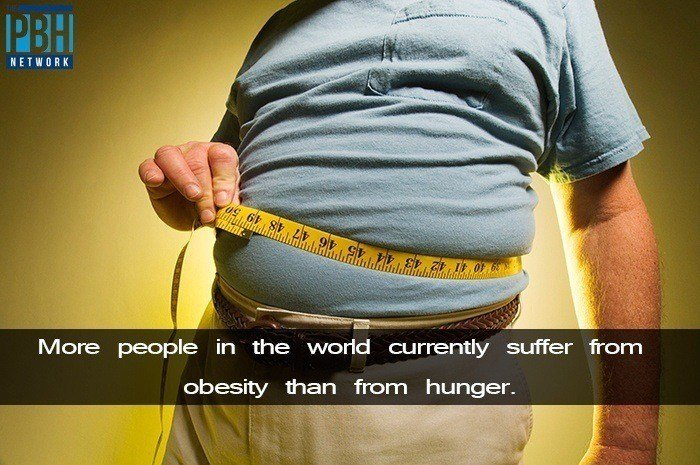 Obesity In The World