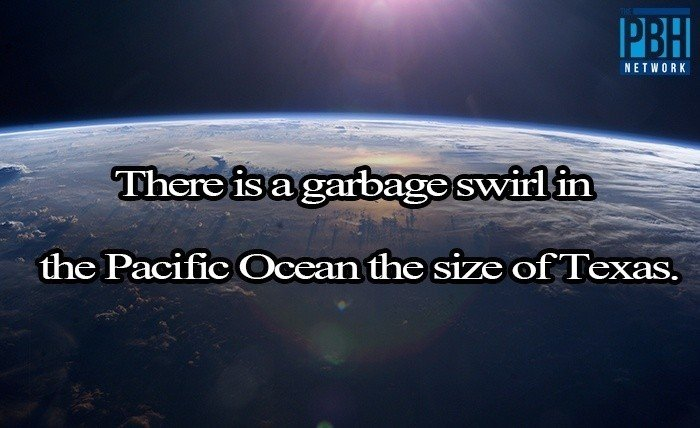 Pacific Garbage Swirl