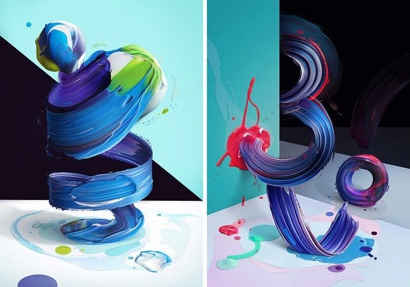 Typography by Pawel Nolbert