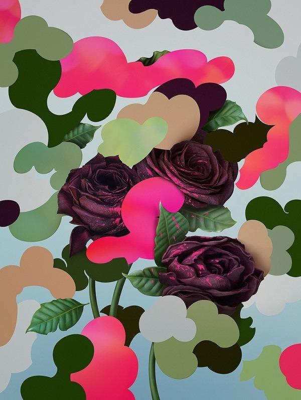 Camouflowers Pawel Nolbert