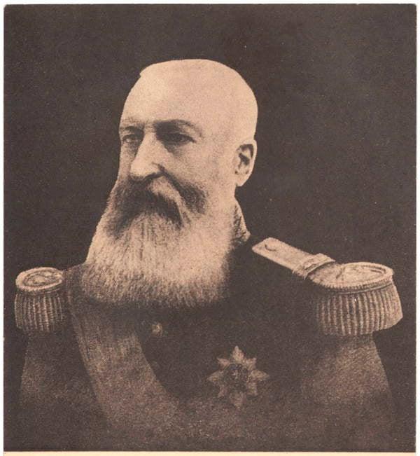 Biggest Psychos Leopold Portrait