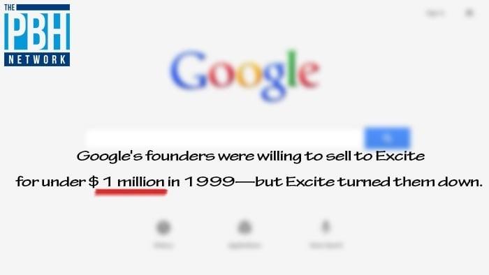 Selling Google