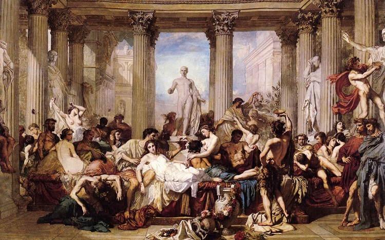 Sex Attitudes Roman Orgy