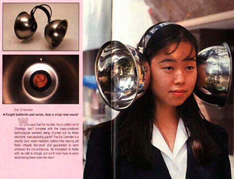 Ear Enhancers Weird Inventions