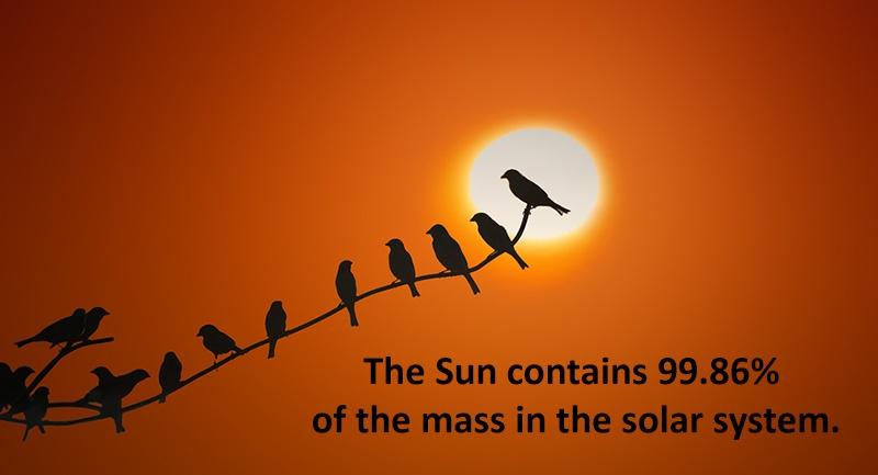 Mass of the Sun