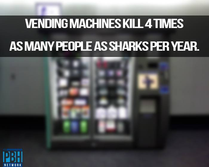 Vending Machine Facts
