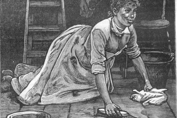 Erotic comics from victorian england