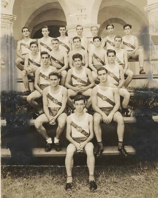 Vintage Cuba Castro Schoolboy