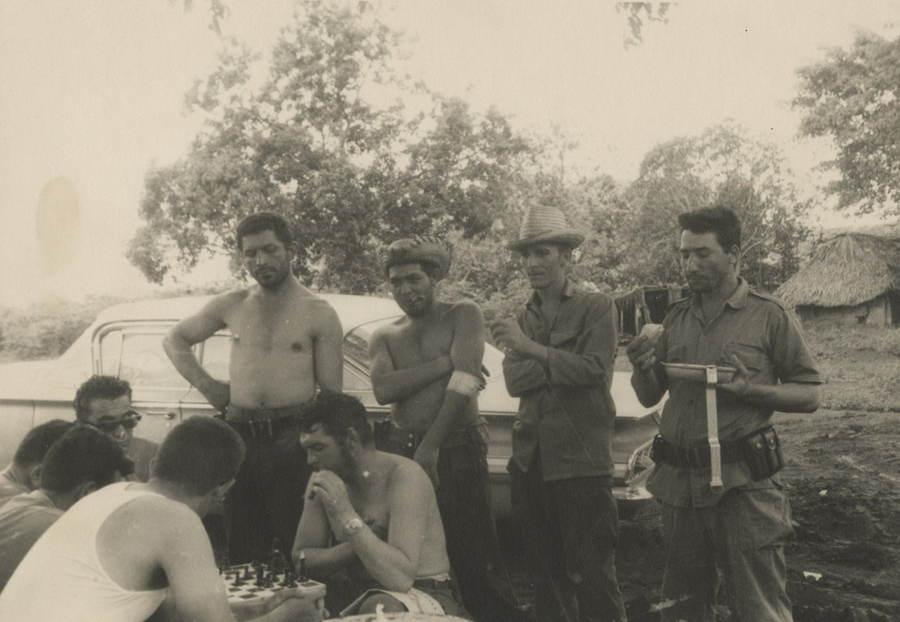 Vintage Cuba Che Chess