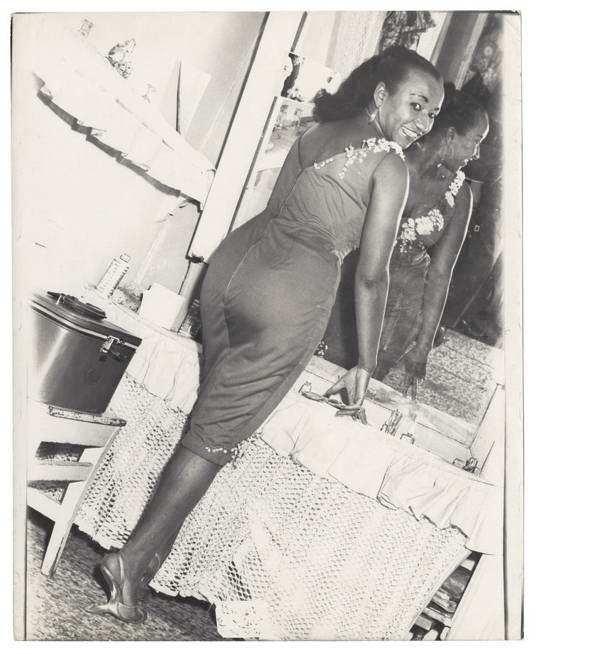Vintage Cuba Cruz Behind