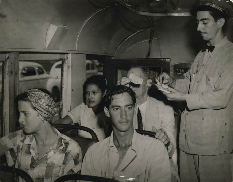 Vintage Cuba Havana 1954